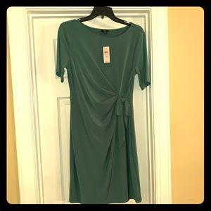 🎉Cute, Sage Green Dress by Loft